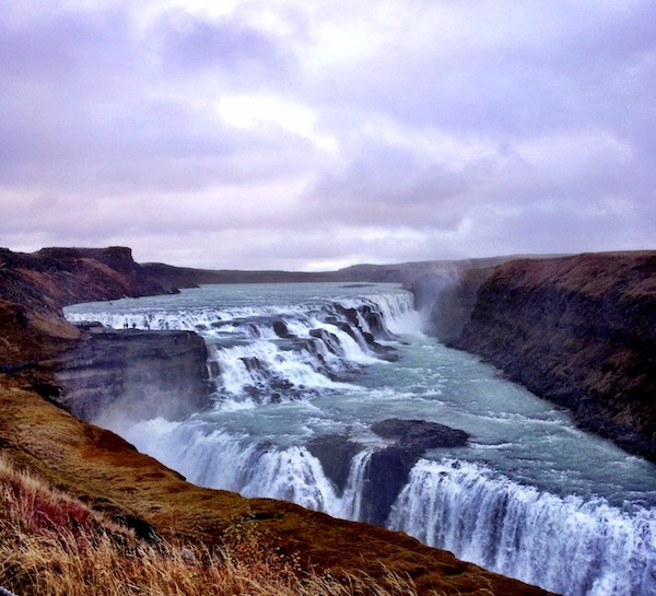 Instagramming Iceland