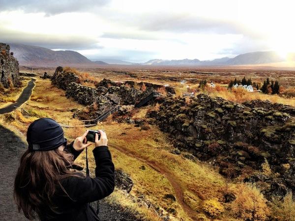 Photos from Iceland: Thingvellir