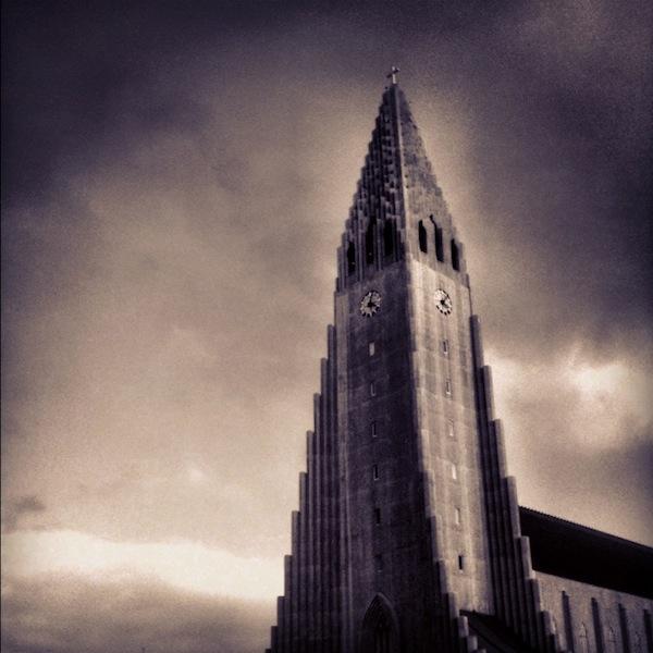 Photos from Iceland: Reykjavik