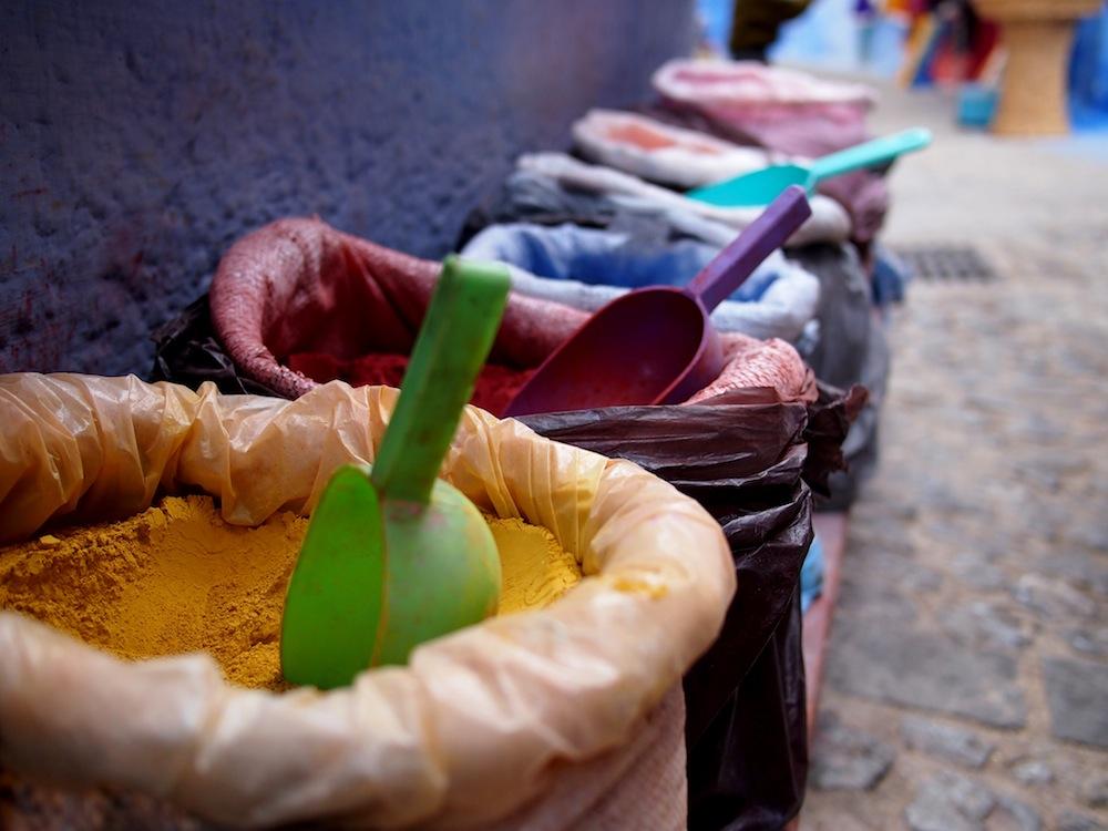 Chefchaouen, Morocco in Photos