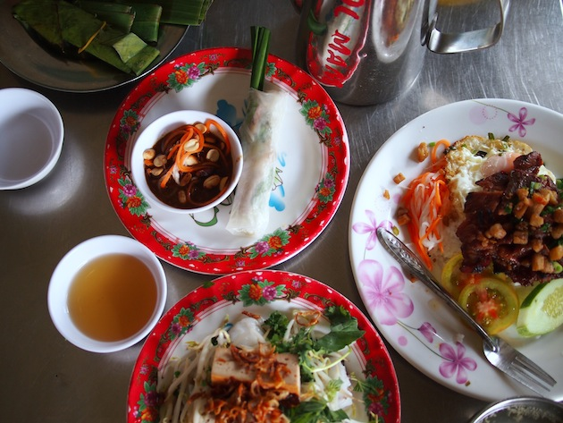 My first (delicious) impressions of Vietnam