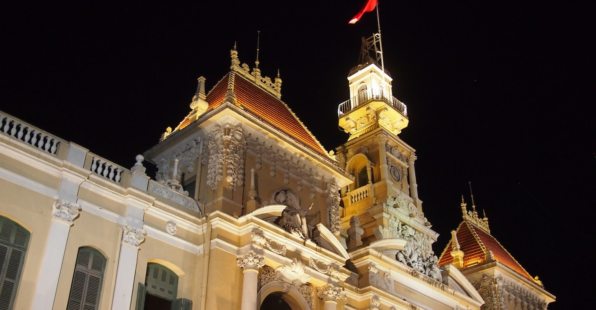 Vietnam in Photos: Instagramming Saigon