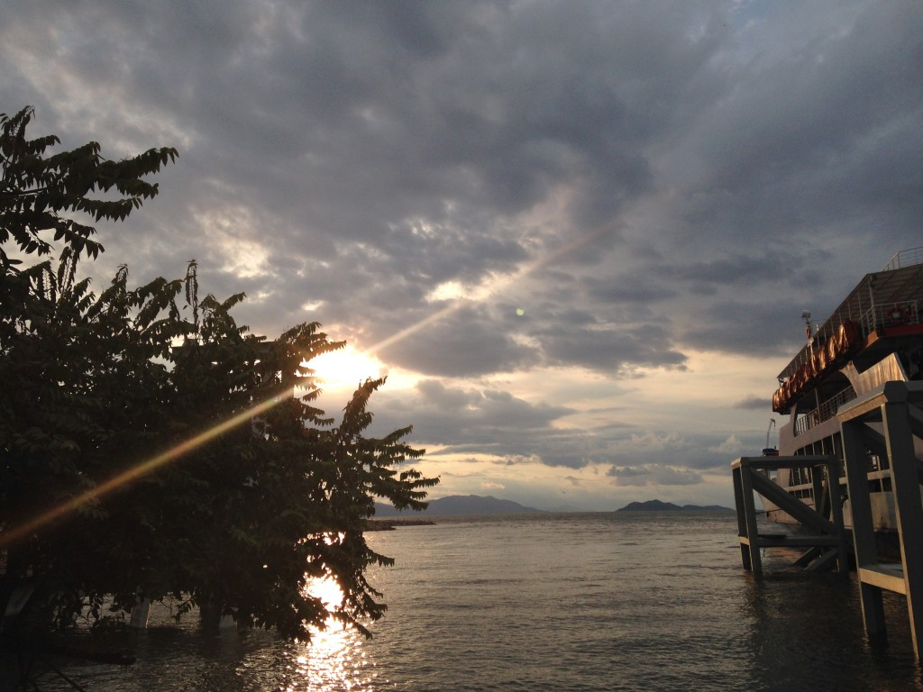 Ferry Puntarenas Costa Rica