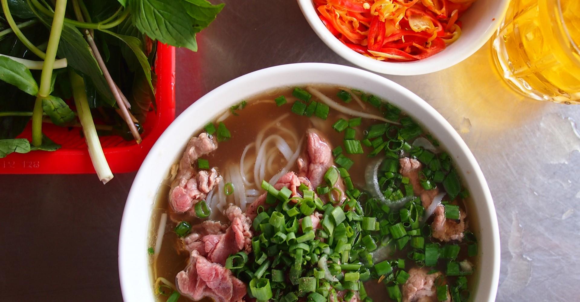 Best Street Food Saigon