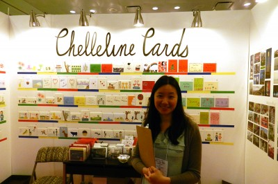Thrillable Hours:  Michelle Lin, Stationery Designer
