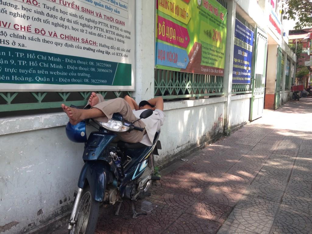 Adventures in Sleeping vietnam