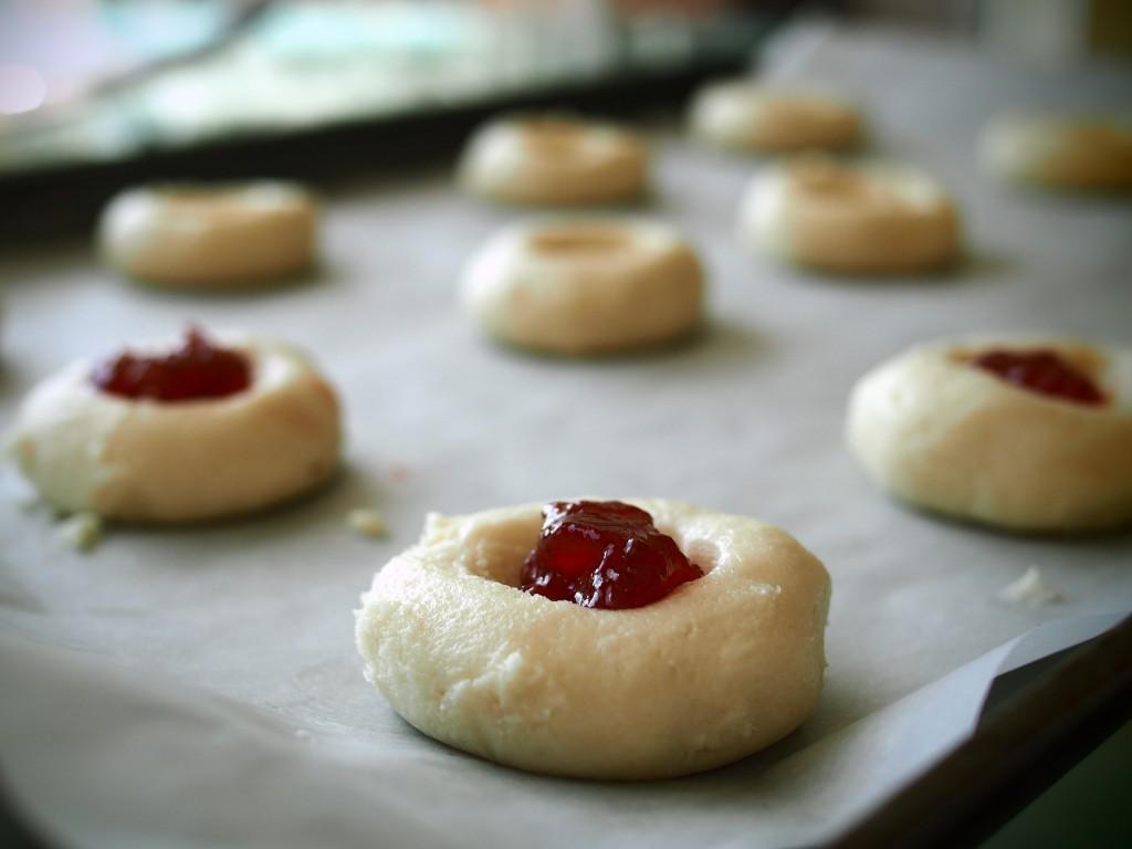 gluten free cookies amaretto