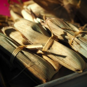 Oaxaca and tamales for candlemas