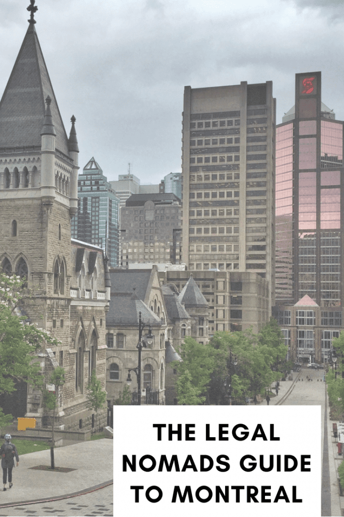 Montreal guide by a local