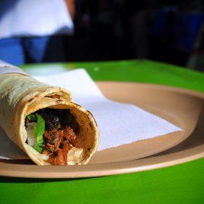 the best tacos de cabeza in oaxaca