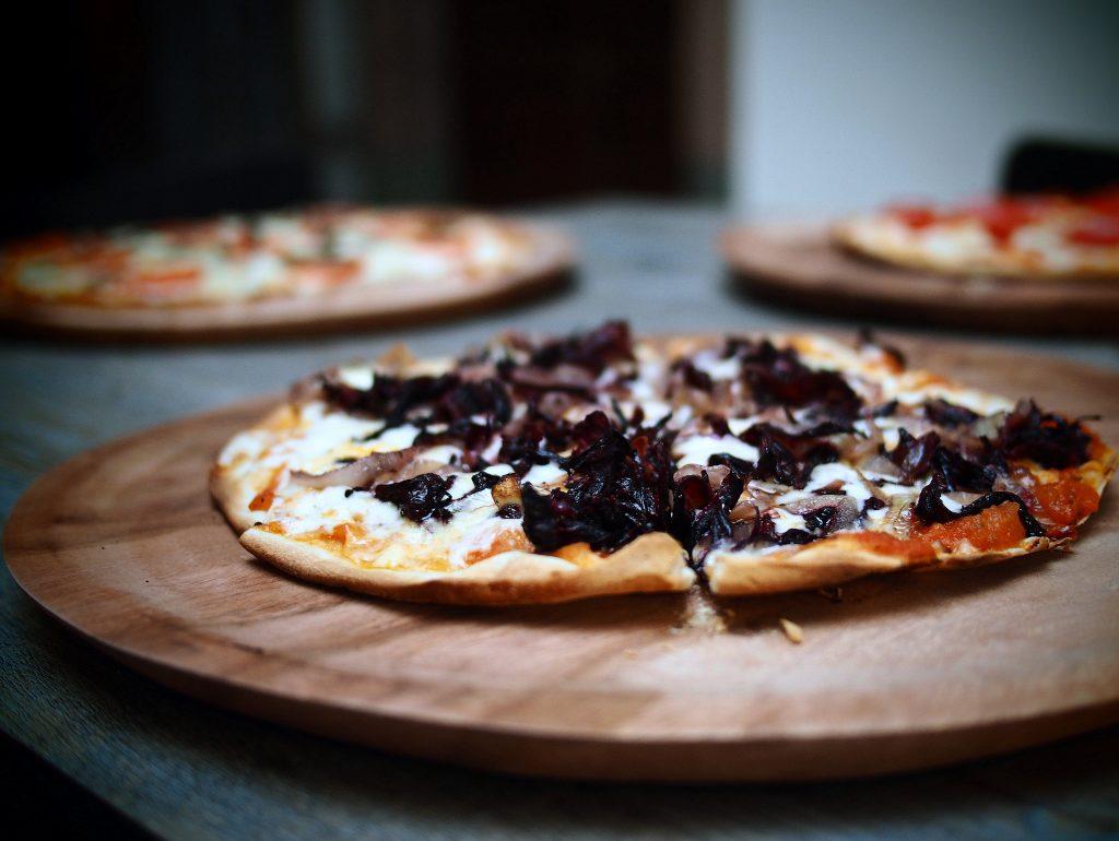 best pizza in oaxaca