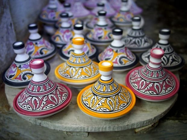 tagine: one of the dishes that is usually gluten free in morocco