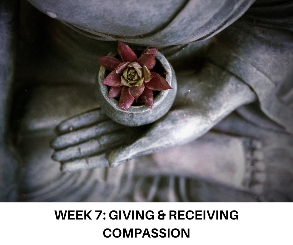 giving and receiving compassion meditation